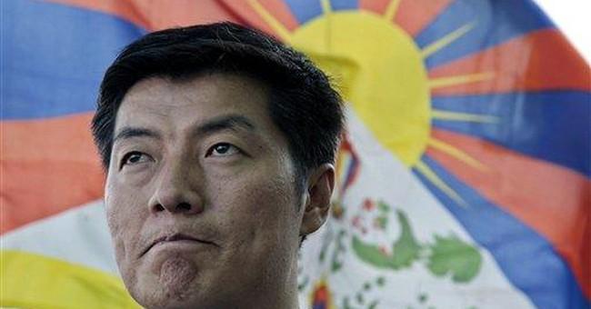 Tibetan exile community get new political leader