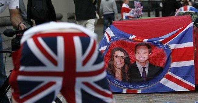 Kate's royal wedding dress still veiled in mystery