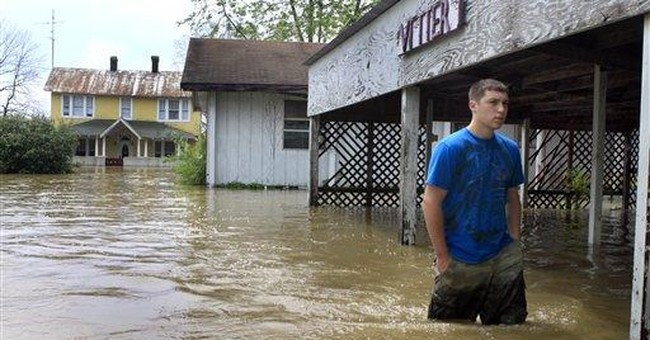 Leaky Missouri levee highlights national problem