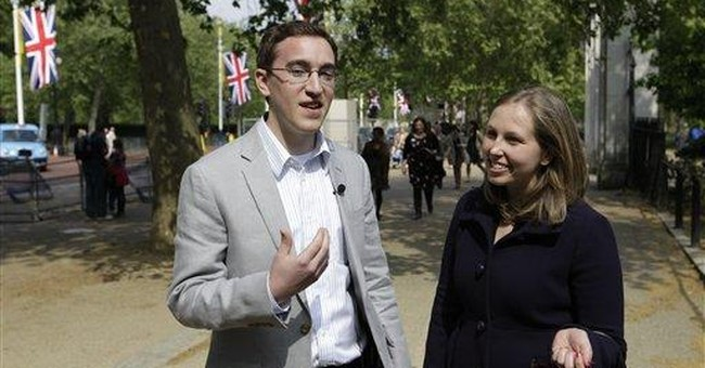 US fans descend on London for wedding madness