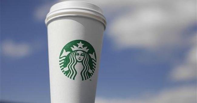 Starbucks profit up 20 percent in 2Q on sales