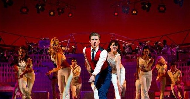 'Catch Me If You Can' nabs dance award nominations