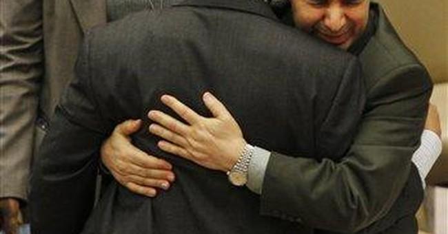 AP Interview: UN diplomat works against Gadhafi