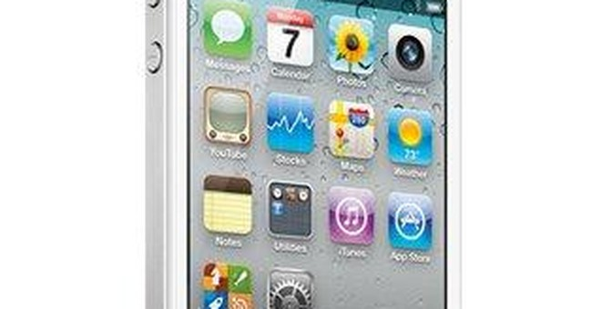 Apple says white iPhone to arrive Thursday