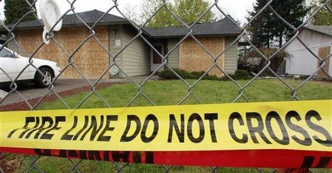 Police: Father lit fire killing himself, 5 kids