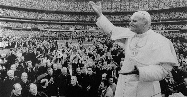 US Catholics celebrate, debate John Paul II legacy