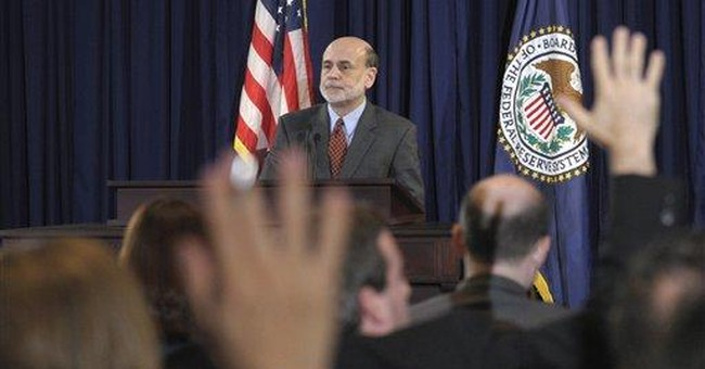 Fed says $600B bond program to end in June