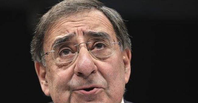 Push for Pentagon cuts tops Panetta's agenda