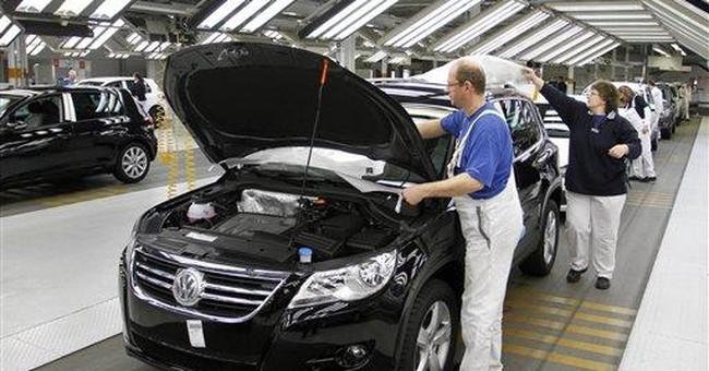 Volkswagen Q1 profit soars to $2.5 billion