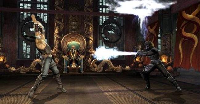 Review: Gory 'Mortal Kombat' as brain-dead as ever