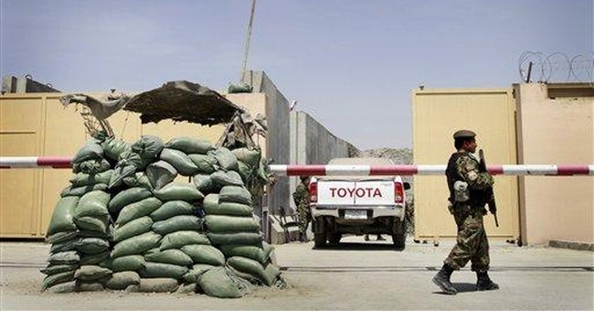 Afghan officer opens fire, kills 9 Americans