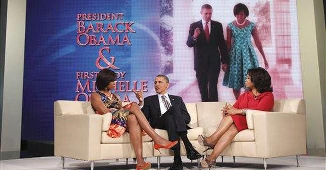 Obama wants to restore belief in American dream