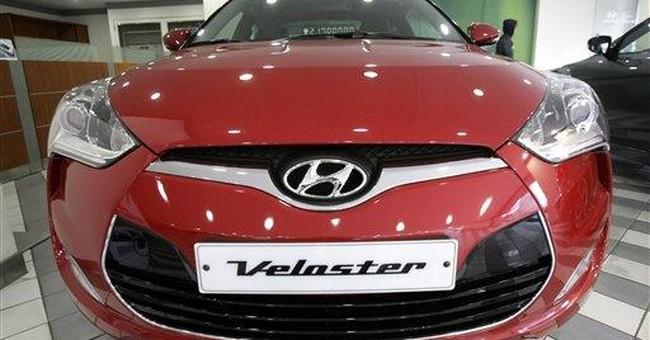 Hyundai Motor quarterly profit rises 46 percent