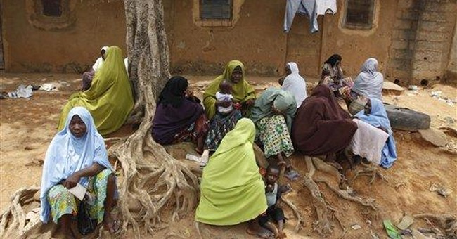 Voting goes on amid ruins after Nigeria rioting