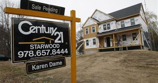 More people signed contracts to buy homes in March