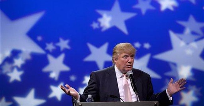 Donald Trump in Vegas: 'Our leaders are stupid'