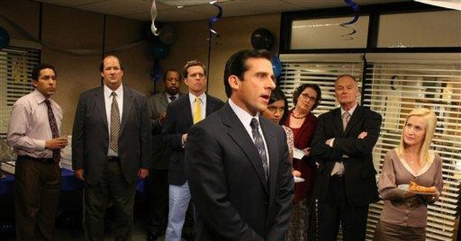 Steve Carell leaves 'The Office' after 7 seasons