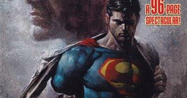 Superman: I'm renouncing my US citizenship