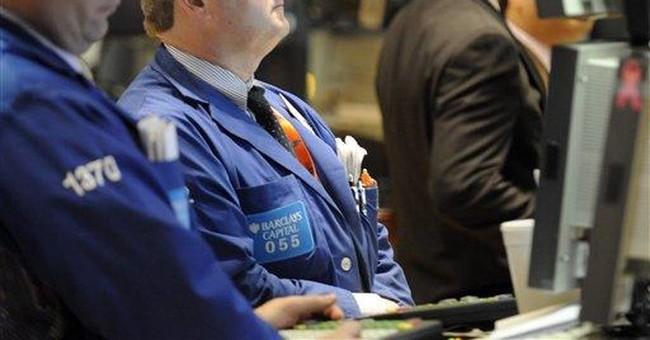 Stocks rise despite weaker GDP report