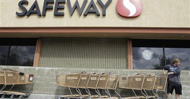 Safeway 1st-quarter net income falls