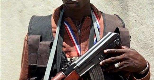 Renegade warlord killed in Ivory Coast