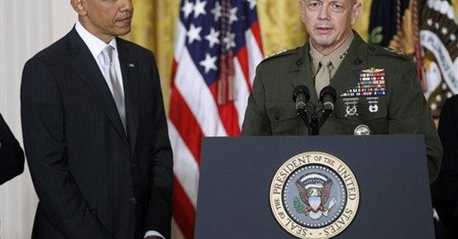 In one stroke, a new Obama national security team