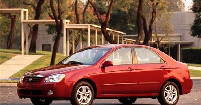 Kia recalls small cars due to fuel tank problem