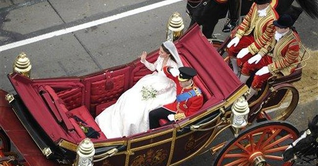 A list of carriages used in Royal Wedding