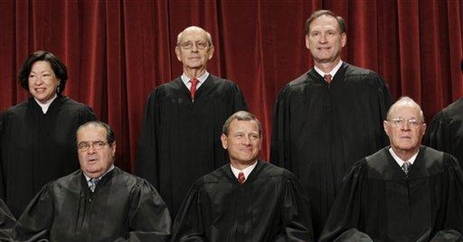 SUPREME COURT NOTEBOOK: Justices staying put