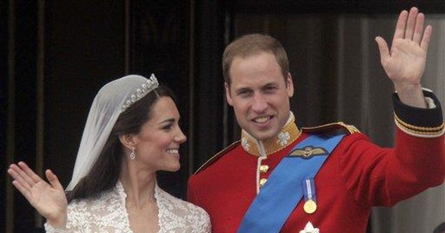Live streamed royal wedding reigns on the Web
