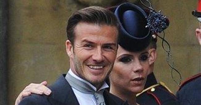 Celebs, sports figures, royalty flock to wedding
