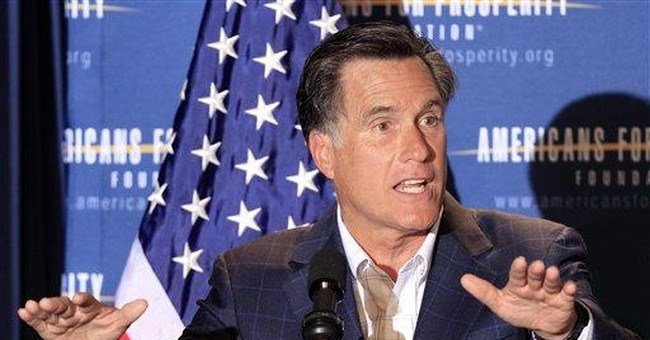 Romney says Obama looks to Europe for guidance