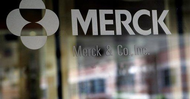 Merck Q1 net income triples on lower costs