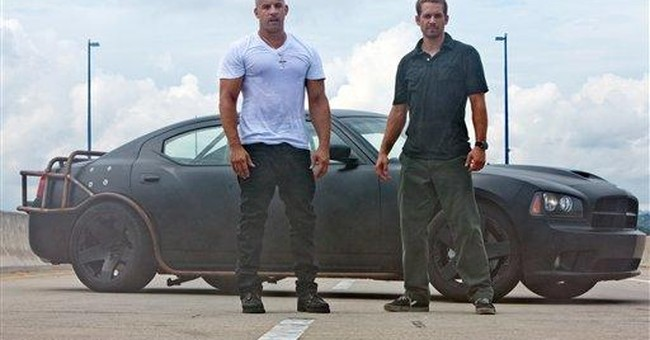 'Fast Five' accelerates to $86.2M debut weekend