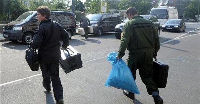 Germans arrest 3 al-Qaida suspects