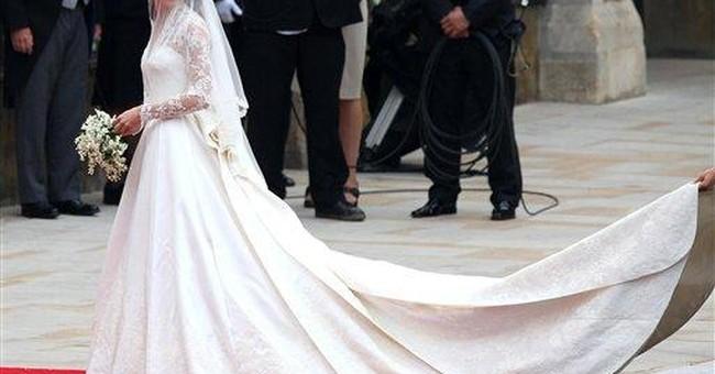 Royal wedding fashion: tradition and modernity