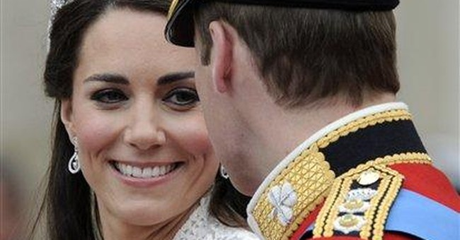 William and wife now duke, duchess of Cambridge