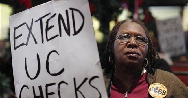 AP analysis: Jobs crisis pushes up economic stress