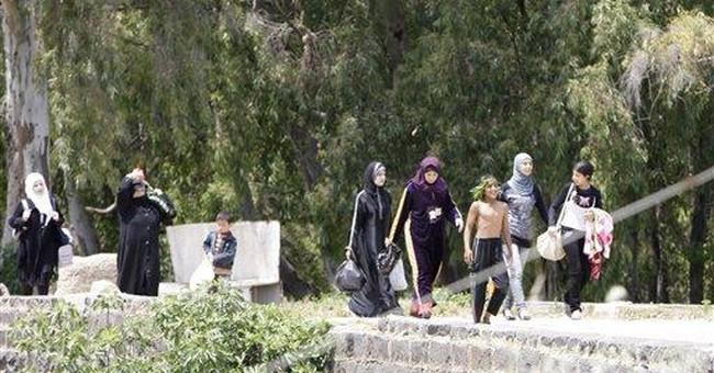 Syrian army conducts widespread raids, arrests