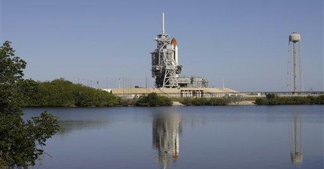Next-to-last space shuttle launch faces more delay