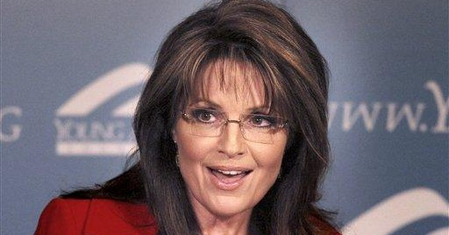 Activist sues Sarah Palin for $100K over traffic