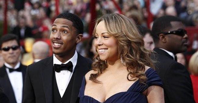 Mariah Carey, Nick Cannon parents of twins