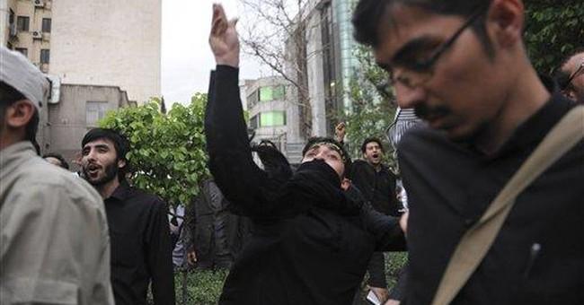 Bahrain group calls for boycott of Iranian goods