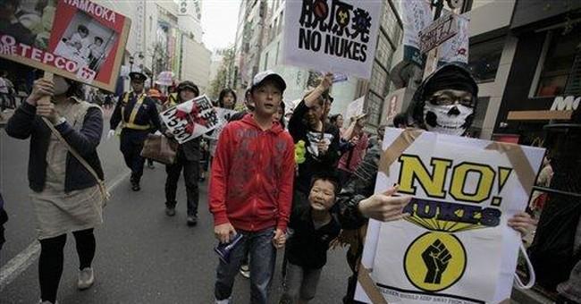 Criticism up on Japan PM's handling of nuke crisis