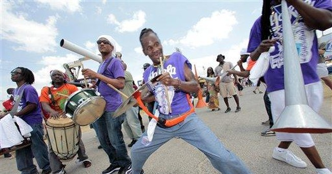 New Orleans, Haiti share cultural history at fest