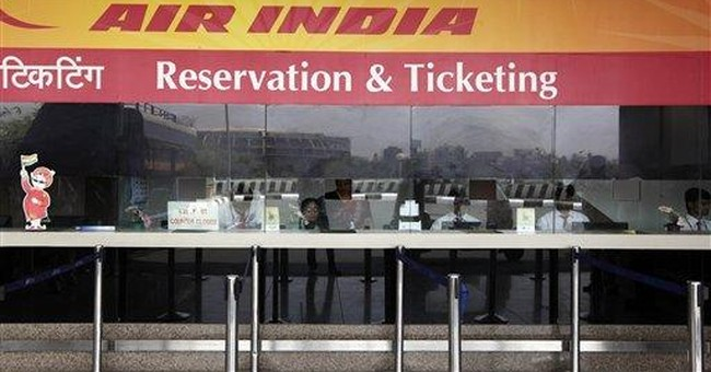 Air India cancels flights as pilots strike for pay