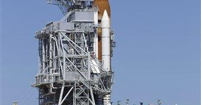 NASA says no shuttle launch until early next week