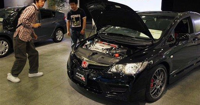 Honda to cut production of new Civic, other models