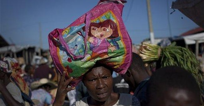 Haiti again feels pinch of rising food prices