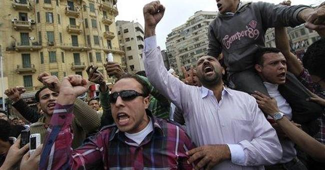 Amid Arab uprisings, bin Laden no longer the model